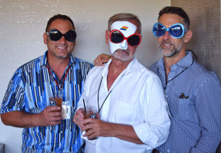 Masquerade Ball - Steve and Friends