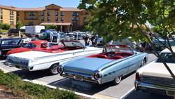 Thunderbird and Chevrolet