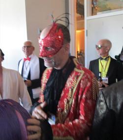 Masquerade Ball - Christopher Slater act