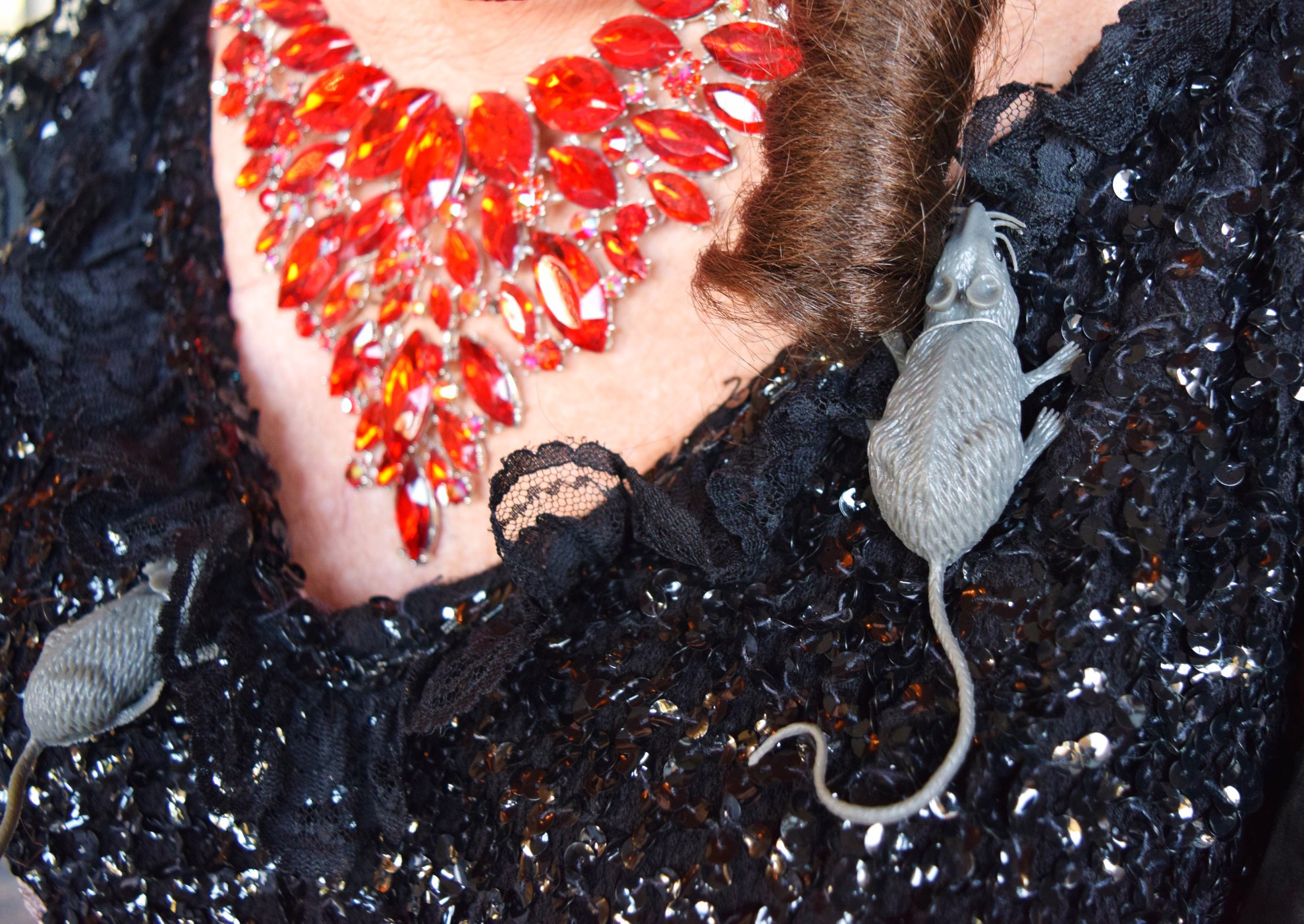 Masquerade Ball - I smell a rat