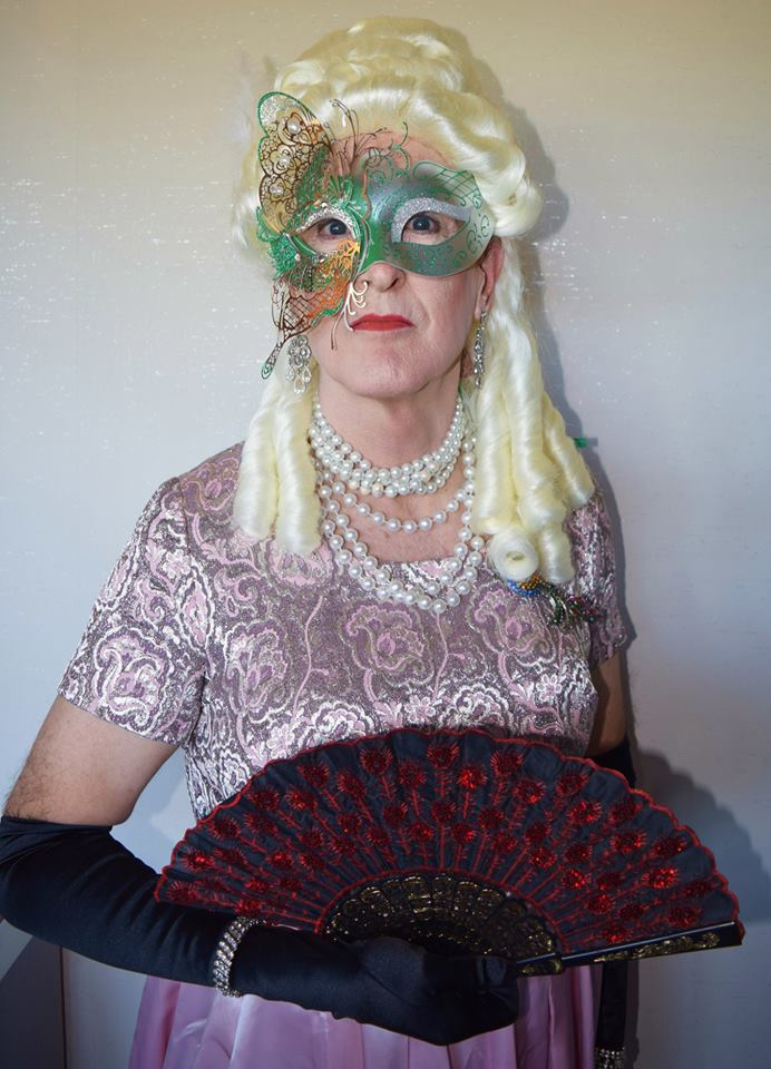Masquerade Ball - Peter Anning