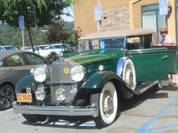 Drive Tour - Clint Moore 1932 Packard 90
