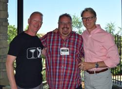 Great Autos - three friends