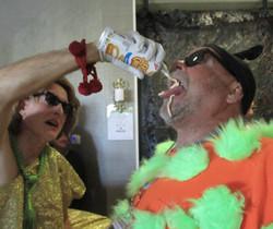 Friday Night - Bob and Spray Cheese