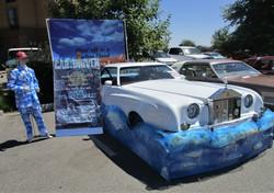 Car Show - Chevrolet Custom Cloud