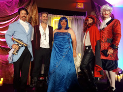 Awards Show - Cast of Characters
