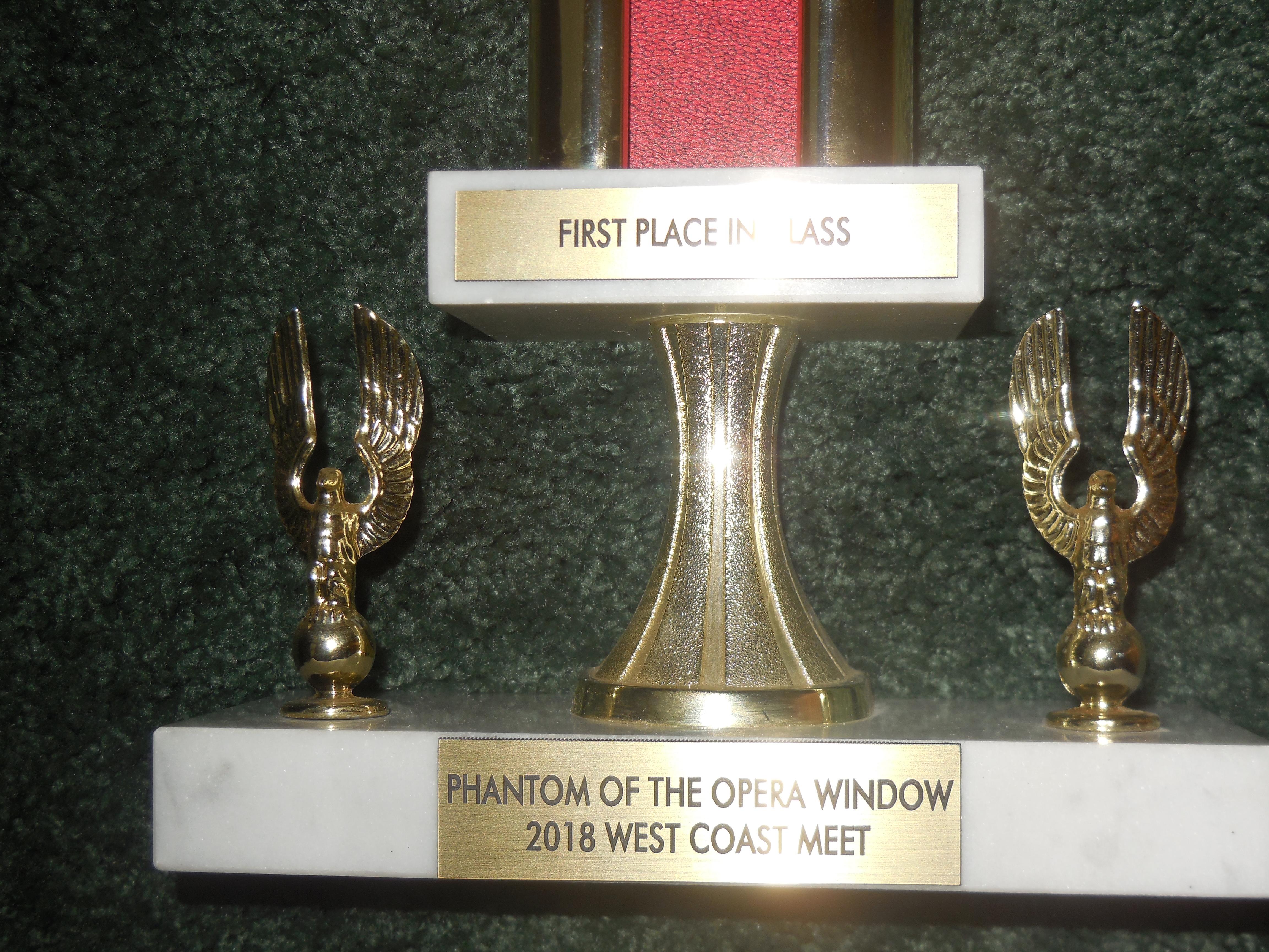 Awards Show - Class Trophy