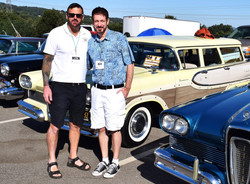 Car Show - Tedsel and Mark