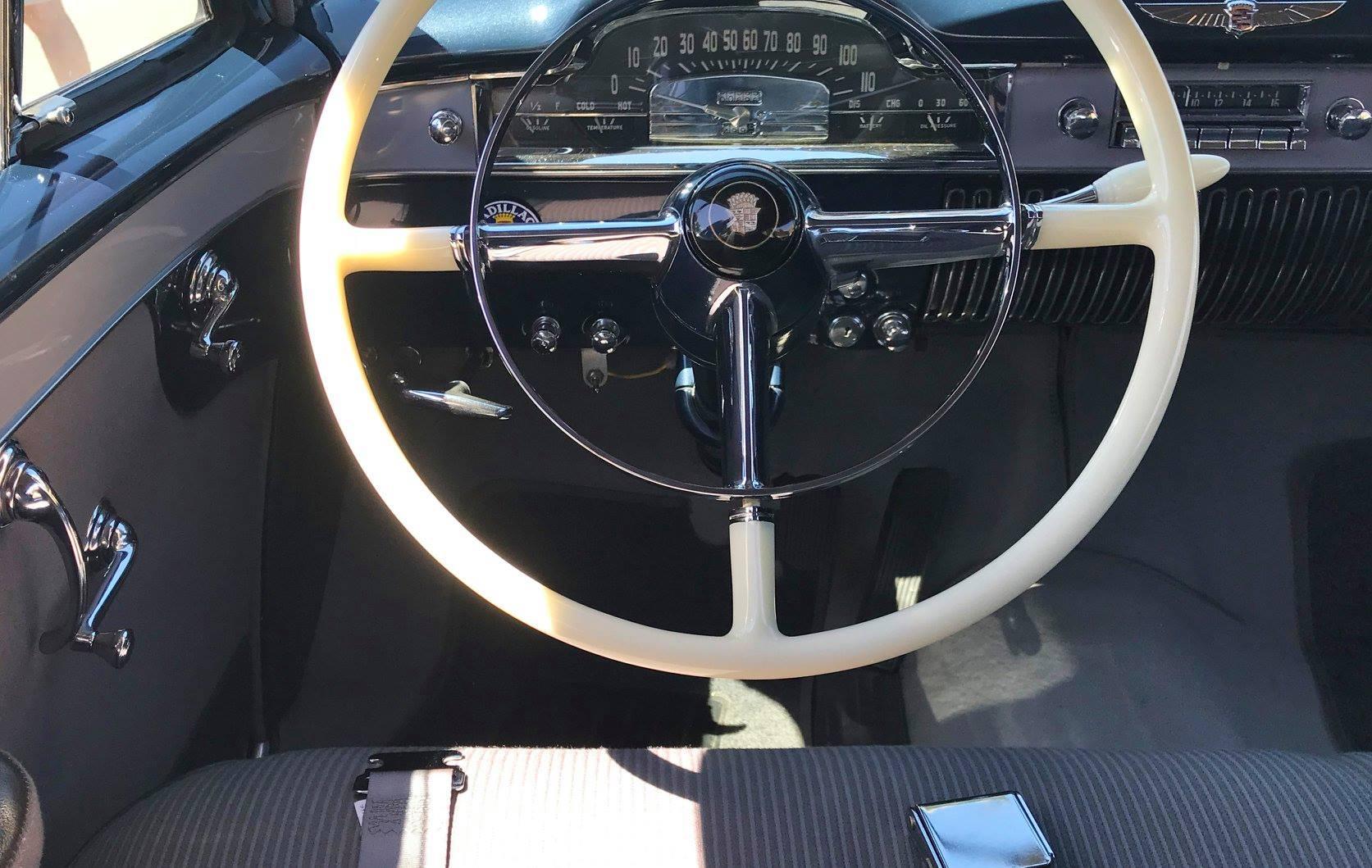 Cadillac - Sedanette Interior
