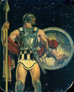 Leyendecker Gladiator.jpg