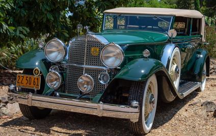 Clints 1932 Packard 903 Convertible Seda