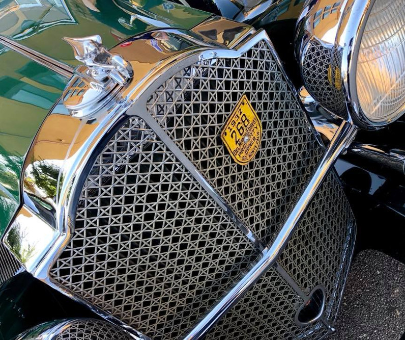 Car Show - Packard 903 Grille.jpg