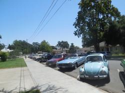 Drive Tour - parking the Packard 02