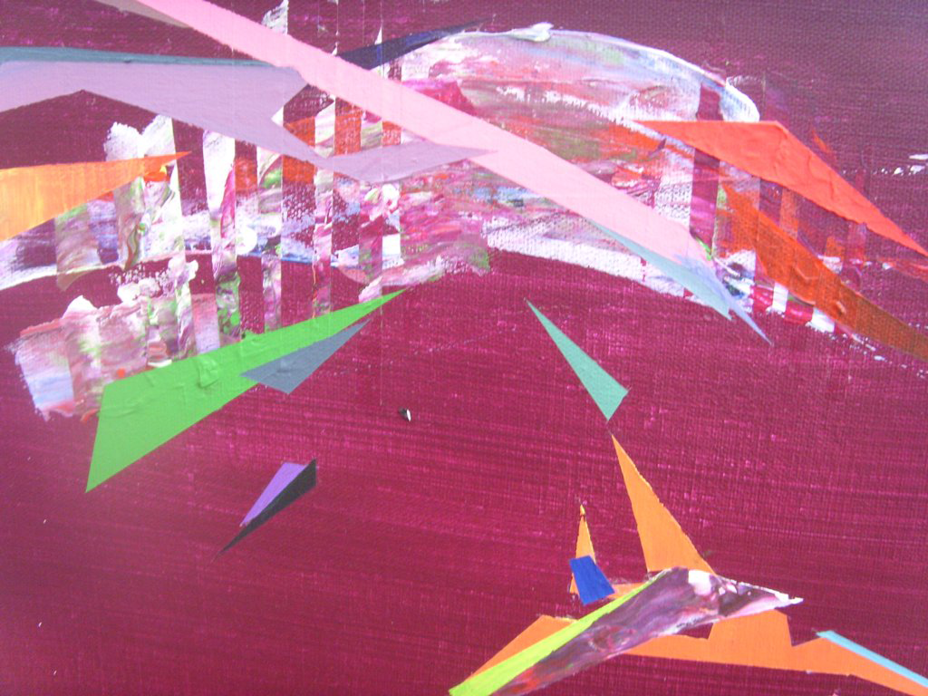 The Test (detail), 2009