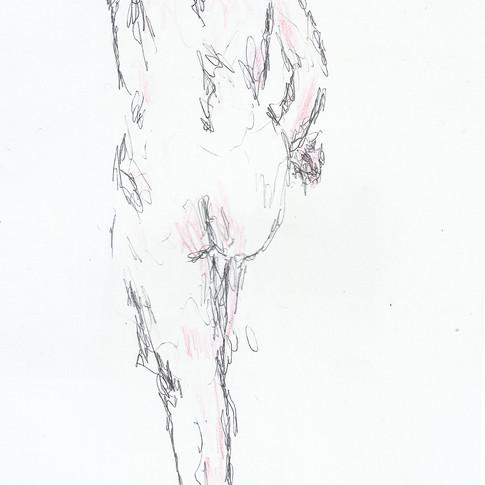 Life drawing, 2016