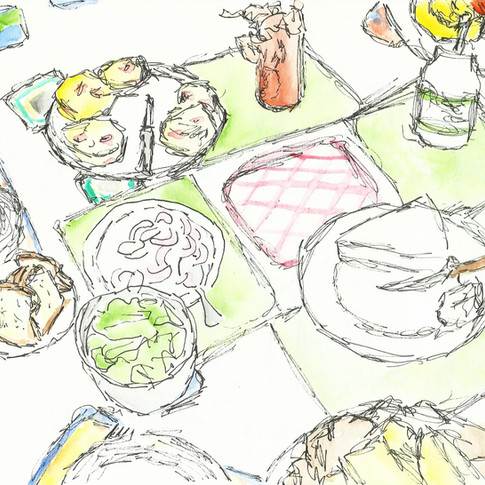 Lunch, 2015