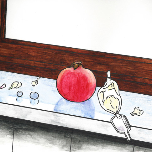 Pomegranate, 2018