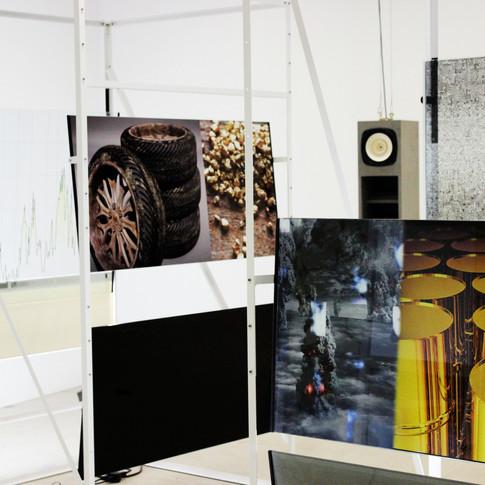 Installation photography, Hayward Gallery