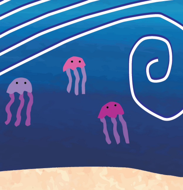 Smugairle róin (jellyfish), 2017