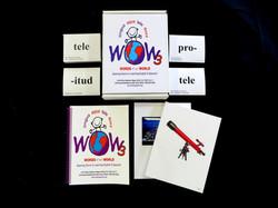 WOW 3 Vocabulary Program