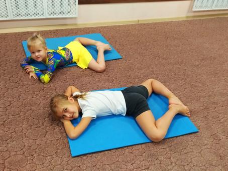 Как развивать гибкость у детей?