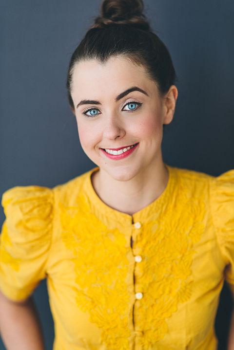 Laurel Brady Toronto-based actor, writer, and speaker