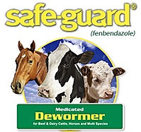 medicated dewormer