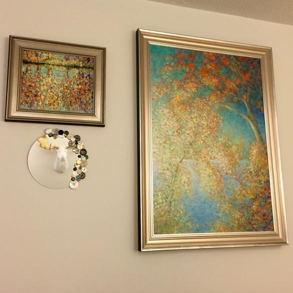 Small-Batch Gallery Wall