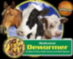 Medicated Dewormer