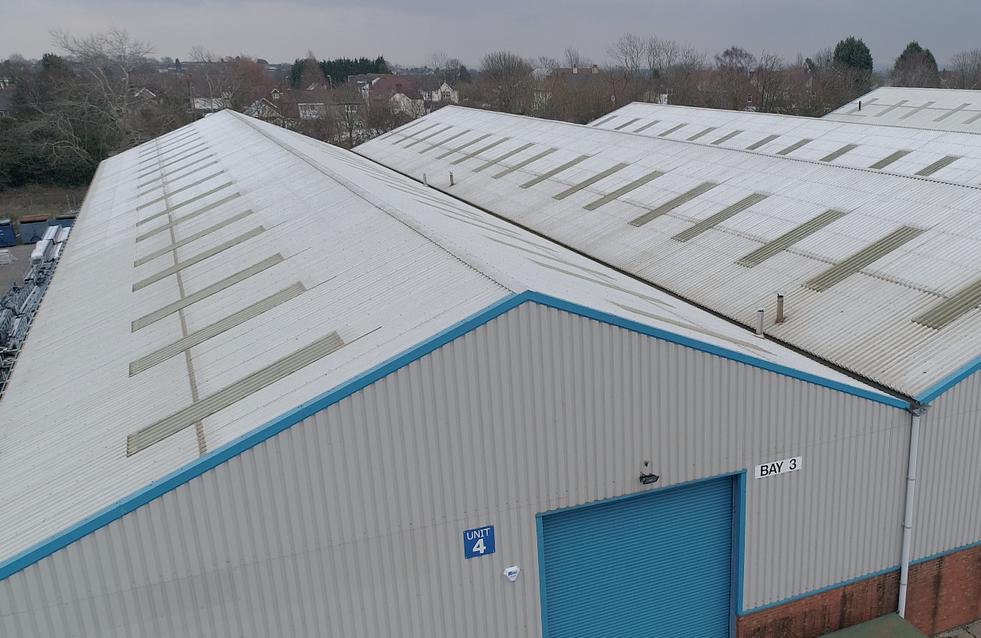 Roof survey