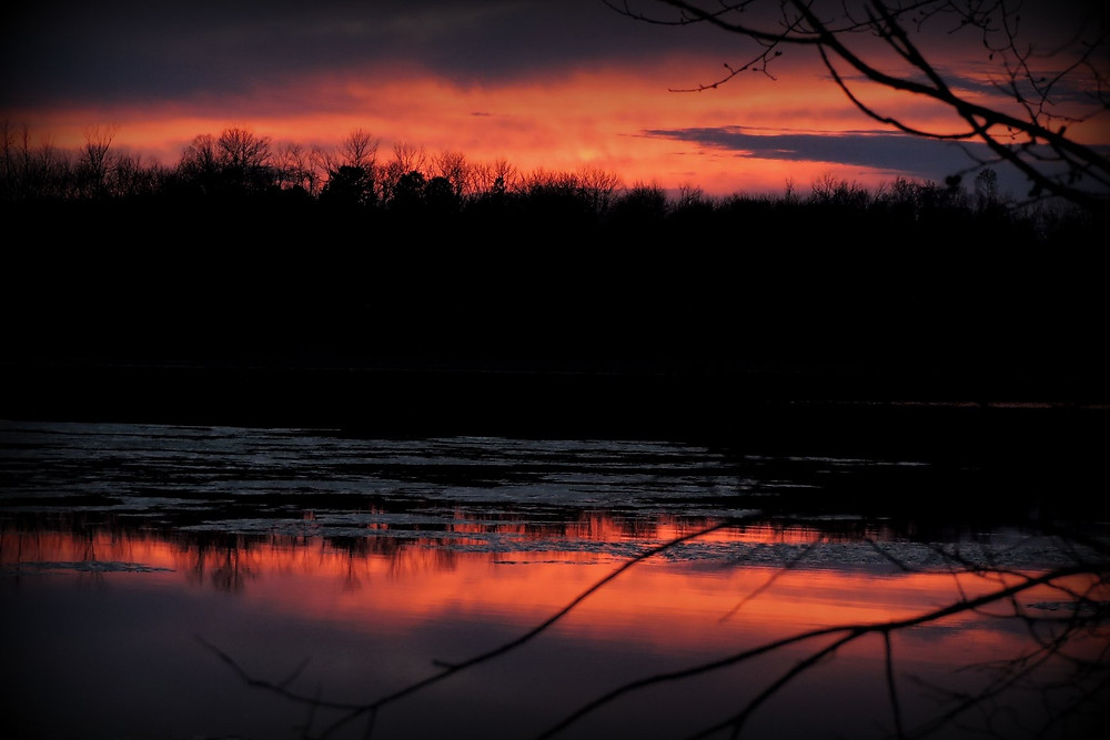 Washburn Sunset.....
