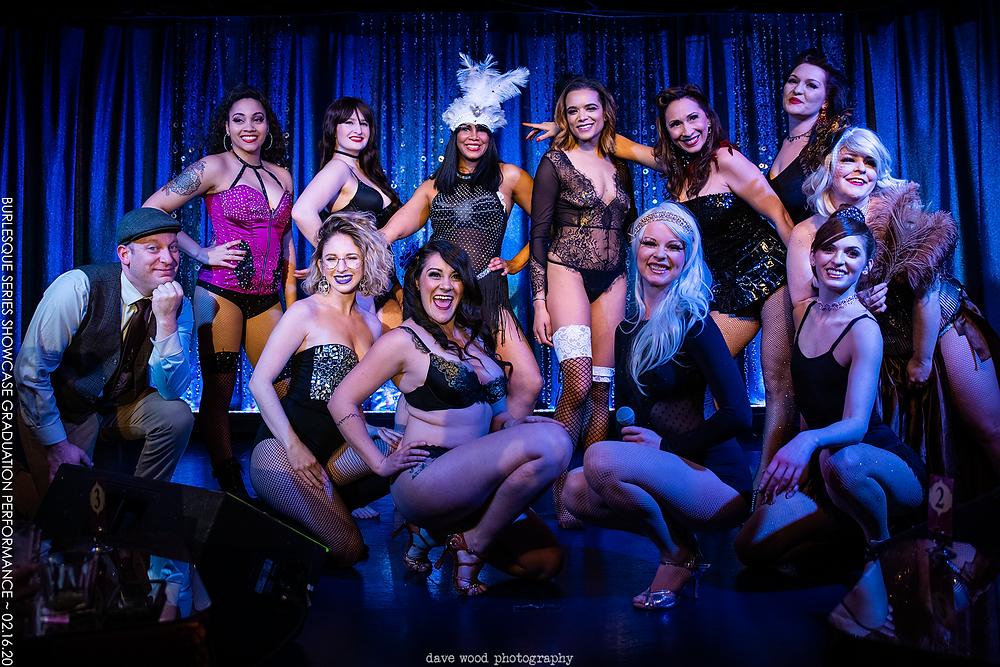 Burlesque workshop February 2020