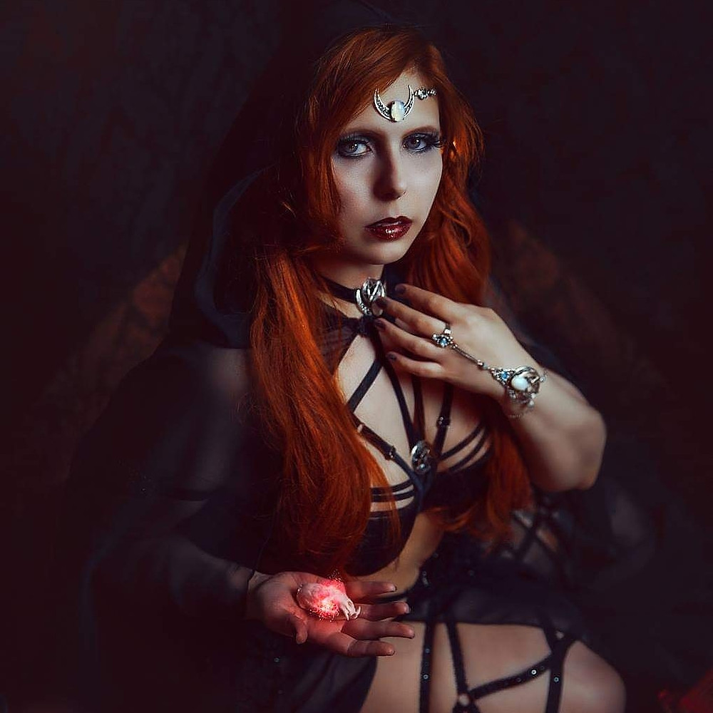 Witchy jewelry can make any witch go from feeling like a practitioner to a goddess as quickly as putting on a headdress.
