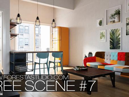 Free Scene #7