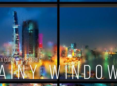 Corona tutorial #4 - Misty Window