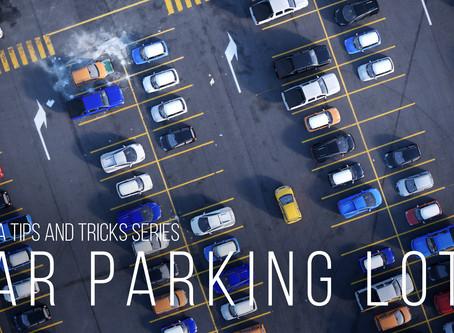 Corona tutorial #6 - Car Parking