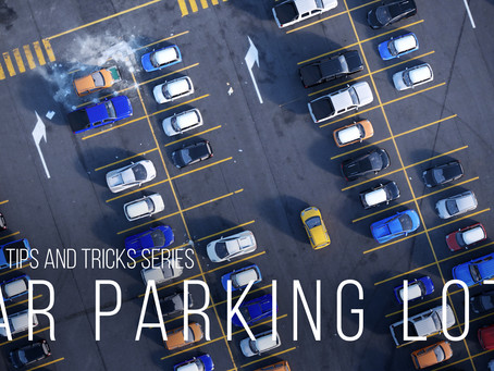 Corona tutorial #6 - Car Parking