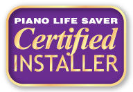 Jim Salvatore Certified Pianoi Life Saver Installer