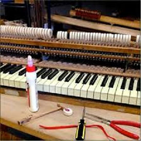 Jim Salvatore Piano Repairs