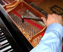 Jim Salvatore Piano Tuning Service