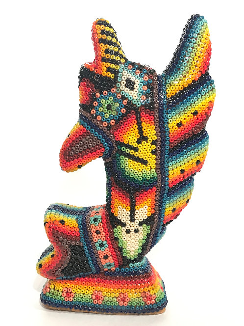 PEZ VELA - Arte Huichol