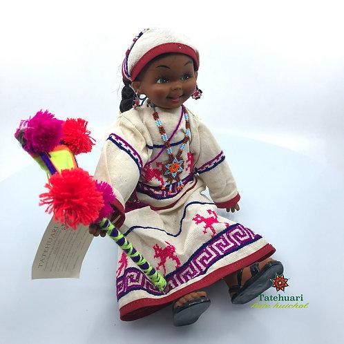 Muñecos Huicholes - Arte huichol