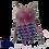 Thumbnail: Wooden Alebrije | Small Size Gray-Green Owl