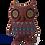 Thumbnail: Wood Alebrije | Medium owl Coffee