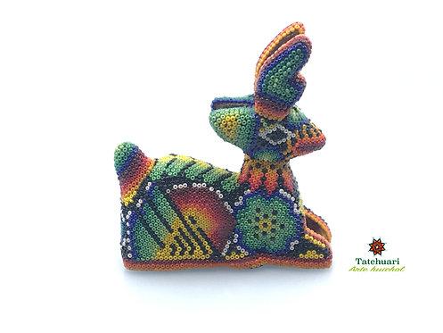 Venado de Chaquira - Arte Huichol