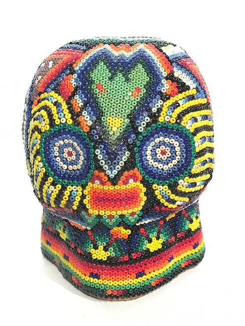 CALAVERA - Arte Huichol