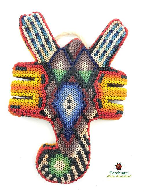 Alacrán de Chaquira - Arte Huichol