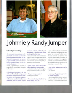 ENTREVISTA JOHNNIE Y RANDY JUMPER