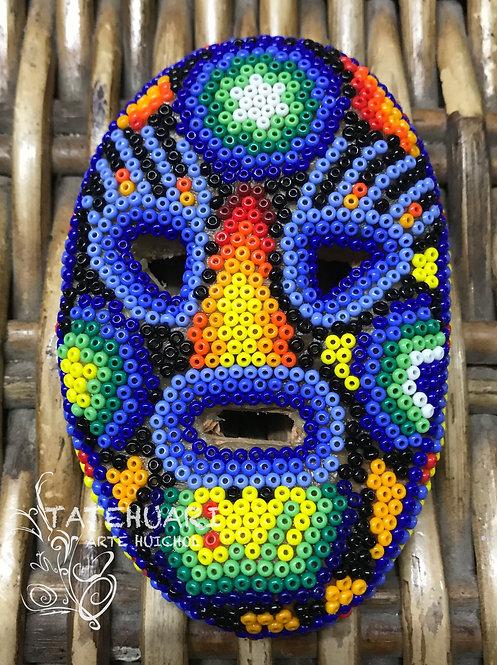 MASCARA - Arte Huichol