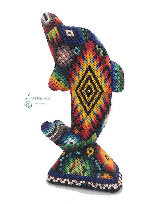 DELFIN - Arte Huichol